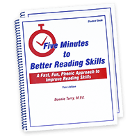 Improve Reading Fluency with 5 Minutes to Better Reading Skills