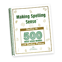 Learn to Spell the 500 Most Used Words