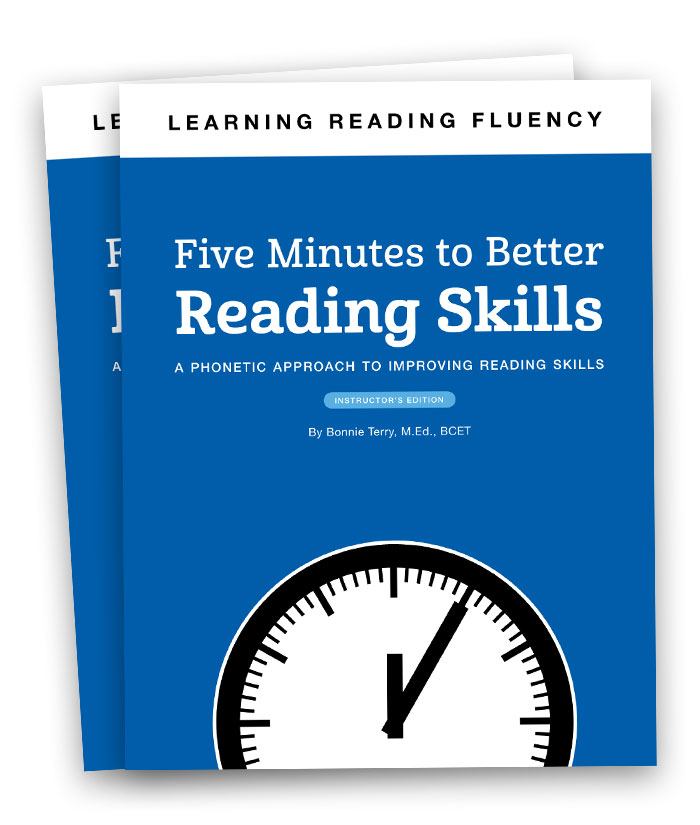 Learning Reading Fluency - 5 Minutes to Better Reading Skills