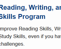 learning reading help