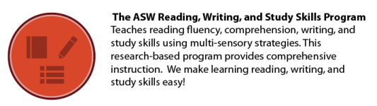 ASW Reading Writing Program Teaches75