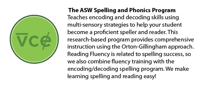 Spelling and Phonics Program Teaches