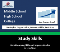 study skills executive function