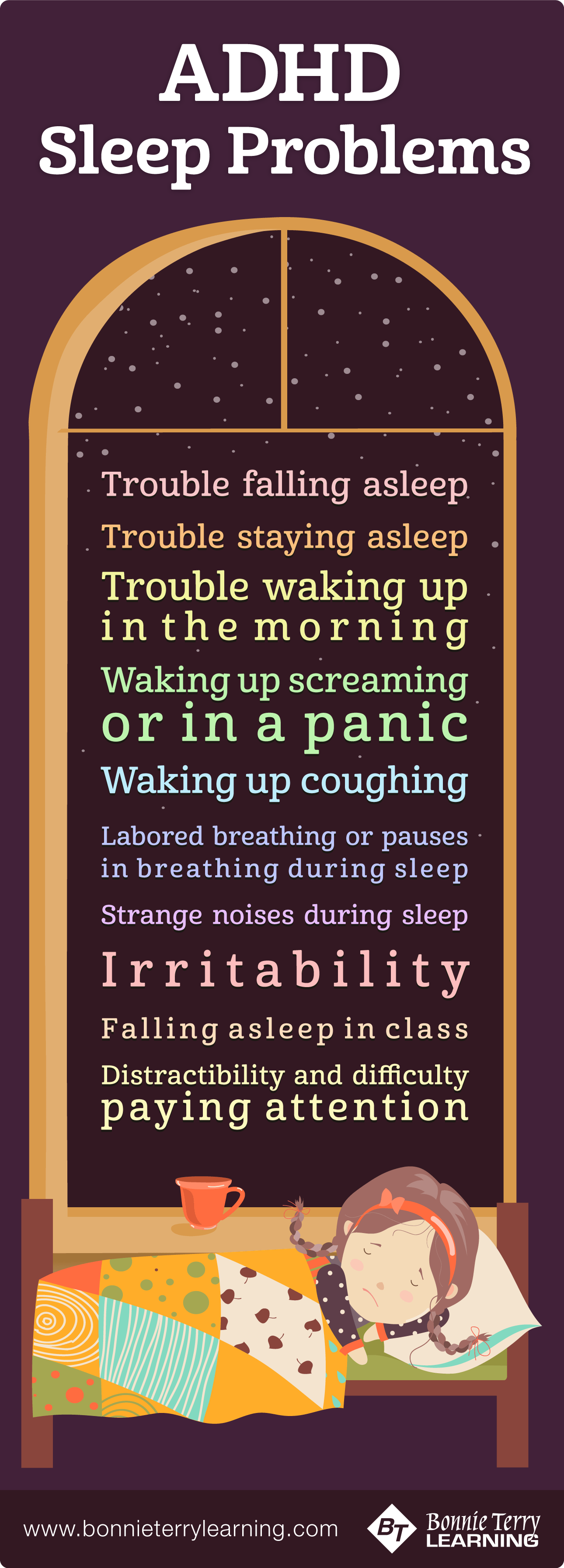 ADHD Sleep Problems and Symptoms