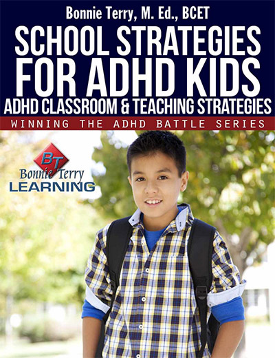 Signs of ADHD, School Strategies for ADHD Kids
