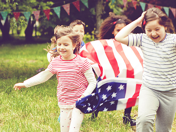 4th of July Family Activities: Improve Learning Skills
