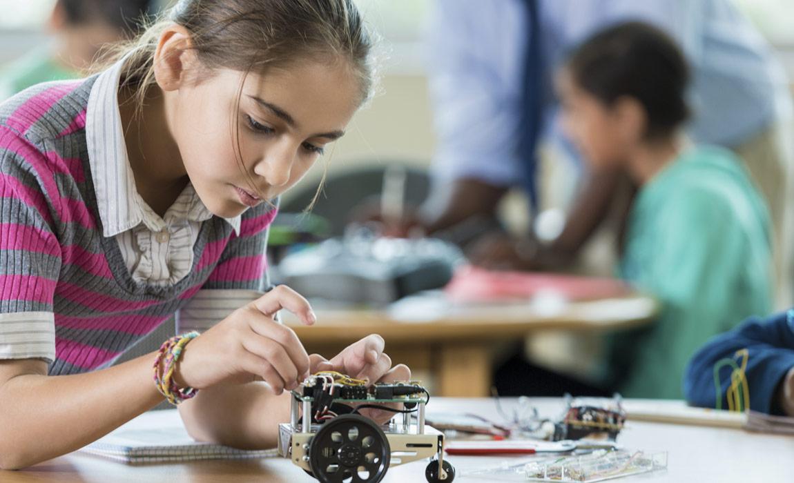 Motivation, Girls and Technology