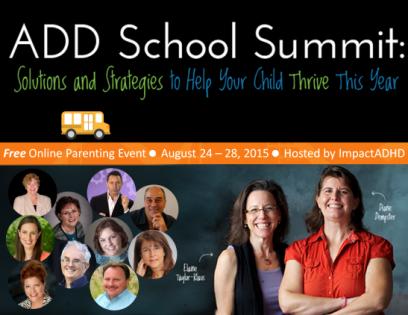 ADHD Strategies, ADD