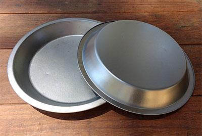 Homemade Cymbals