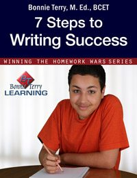 how to write a paragraph, improve writing skills, 7 Steps to Writing Success