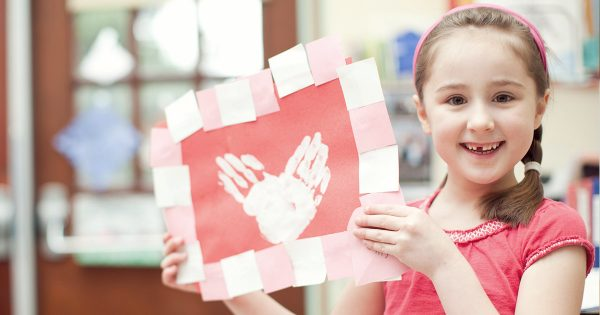 Kids Valentine's Day Educational Activities