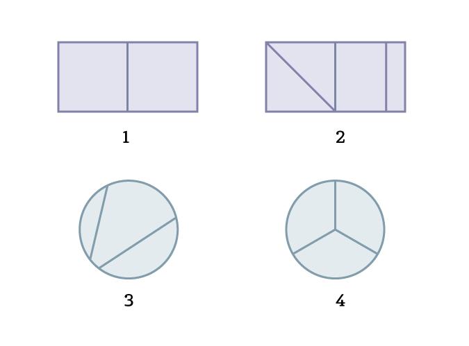 Number Sense Fractions