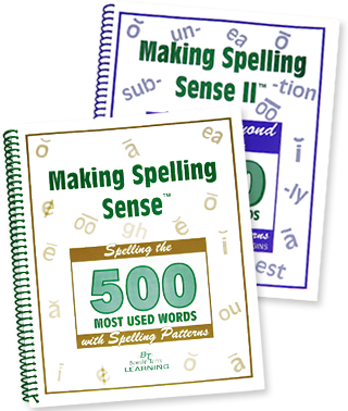 learning spelling