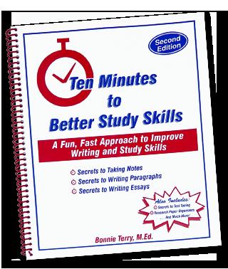 improve study skills essay