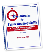 5 Minutes to Better Reading Skills™