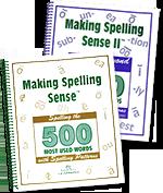 Making Spelling Sense™ and Making Spelling Sense™ II