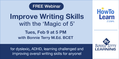 How to Learn Writing Skills Webinar