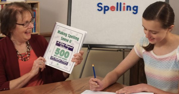 How Spelling Helps Reading Skills
